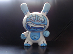 Yeti custom dunny by DFed