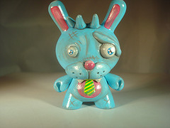 Bubbles the Easter Bunny Dunny by DFed