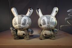 Custom Vintage Bubbles Bunny Dunnys by DFed