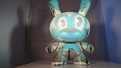 Vintage Wind-up Yeti Dunny by DFed
