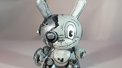 Custom vintage wind-up 3 inch Dunny by DFed