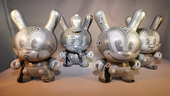 Steamboat Michey and Pete custom vintage dunnys by DFed
