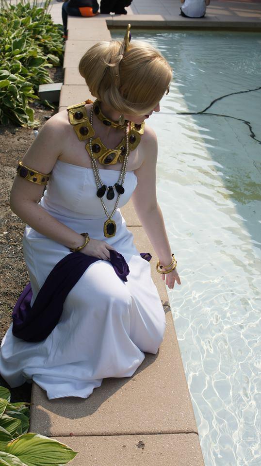 Queen of Water by TwilightUnicorn