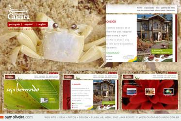 caicarapousada.com - web site by samoliveira