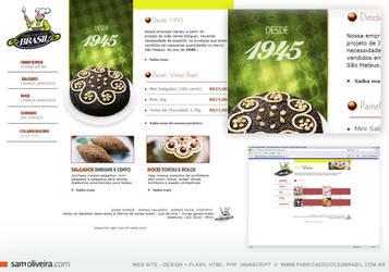 doces brasil - web site by samoliveira