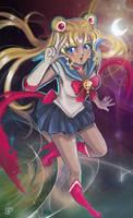 Sailor Moon by Patipat90