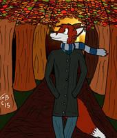 Autumn by GabeBold