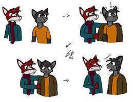 Friendship Goals by GabeBold
