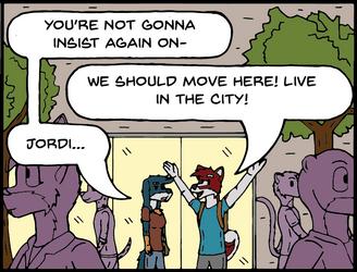Panel - The City