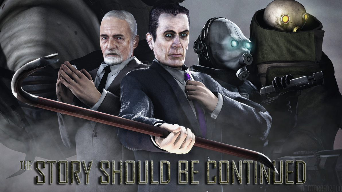 [SFM] The story should be continued by DoctorRed2000