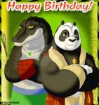 Happy Birthday Matekok!