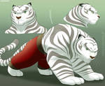White Tiger (color)