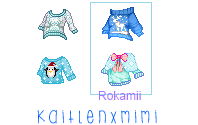 Km X Rkmi ~ Christmas Sweaters by KaitlenxMimi