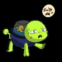 Emoji Challenge #24: Woshua by Mewlver82