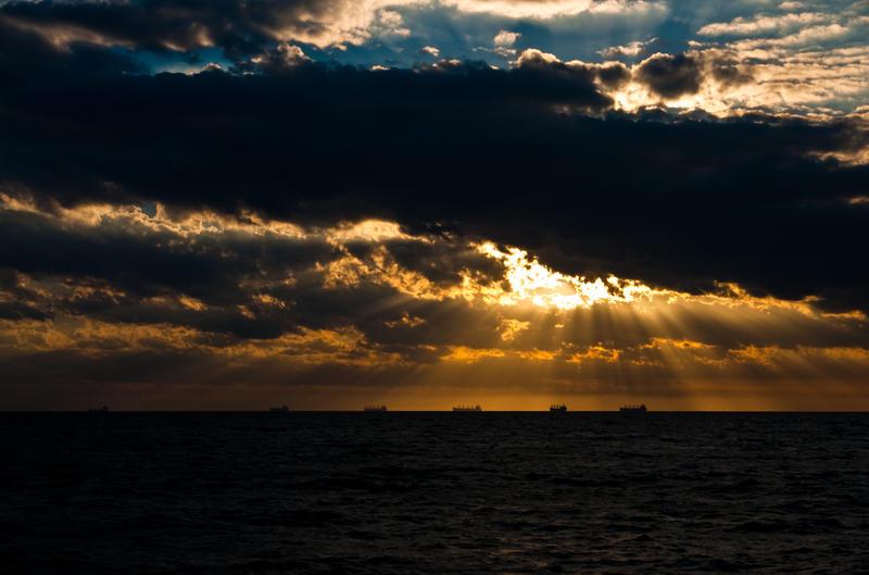 Rays of Light 01