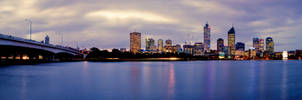 Perth Skyline 8