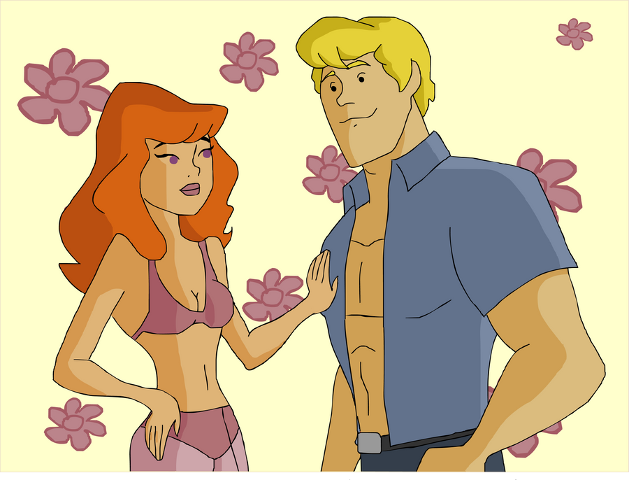 Fred and Daphne - In Love by fred-jones on DeviantArt