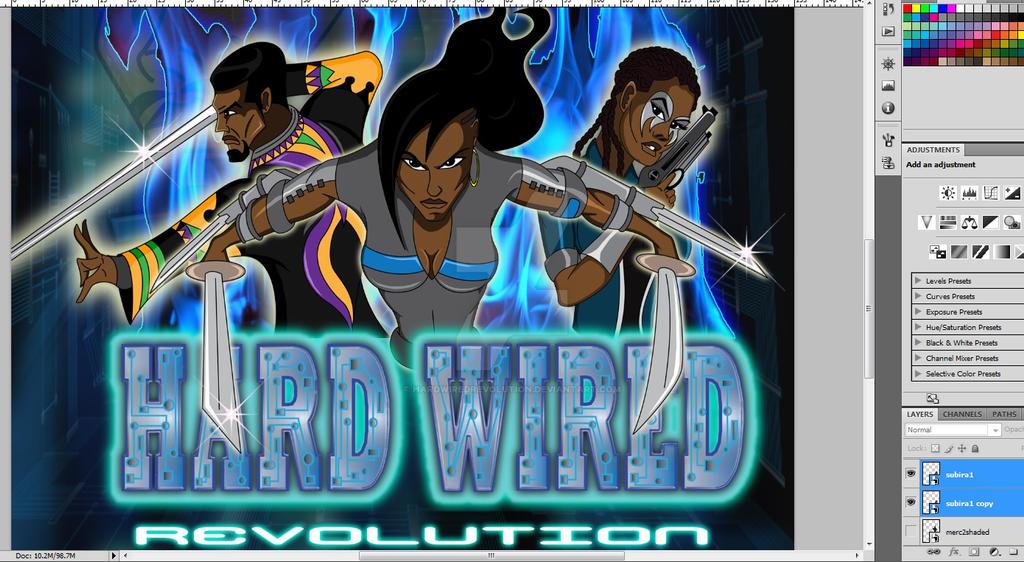 Title by HardWiredRevolution