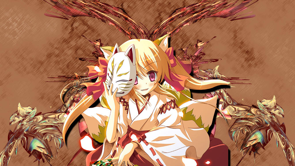 Images Of Traditional Kitsune Anime Wallpaper Rock Cafe