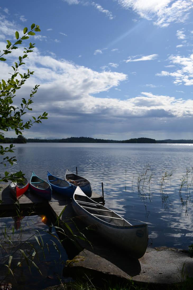 The Lake XVI : L'invitation au Voyage