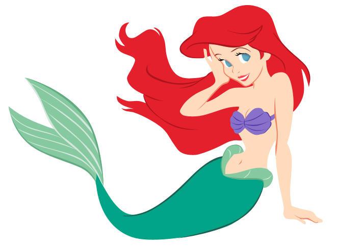 disney princess colors of the sea ariel instructions