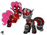 PinkiePool and AntMare