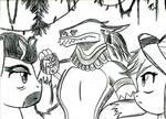 Confrontation (random sketches #29)