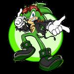 SC: Scourge the Hedgehog:.