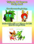 Pokemon Daycare: Scourgani