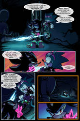 .:Scourge Eternal Blackout: Issue 4 pg 1:.