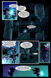 .:Scourge Eternal Blackout: Issue 4 page 5:.