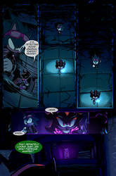 .:Scourge Eternal Blackout: Issue 4 pg 7:.
