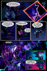 .:Scourge Eternal Blackout: Issue 4 pg 8:.