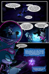 .:Scourge Eternal Blackout: Issue 4 pg 9:.