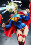 Supergirl by CaioMarcus