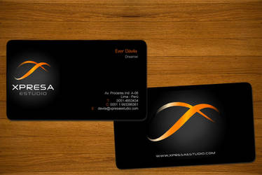 Xpresa - Cards