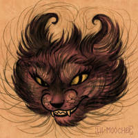 Cheshire Cat by lil-moocher