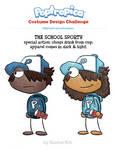 Poptropica: The School Sporty