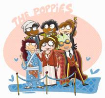 Poptropica: Poppies Awards 2018