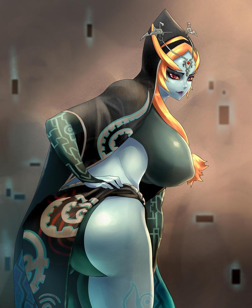 Zelda Midna Sex Game 21