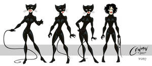 Catwoman: The Animated Series Catwoman ver 2.0