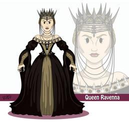 #7 Queen Ravenna