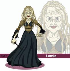 #4 Lamia