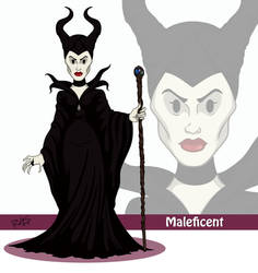 #2 Maleficent