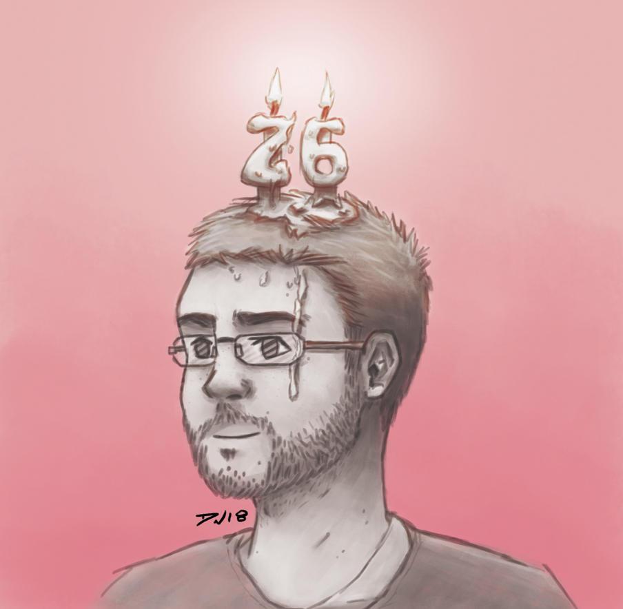 Self portrait by Nolicedul