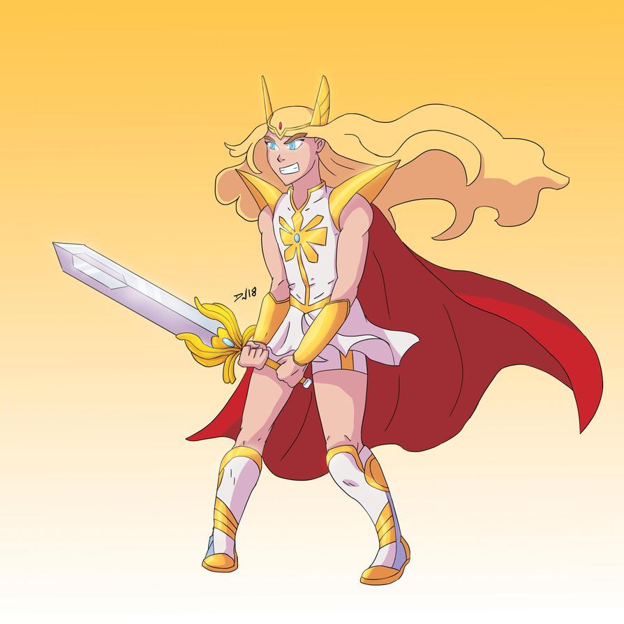 She-Ra by Nolicedul