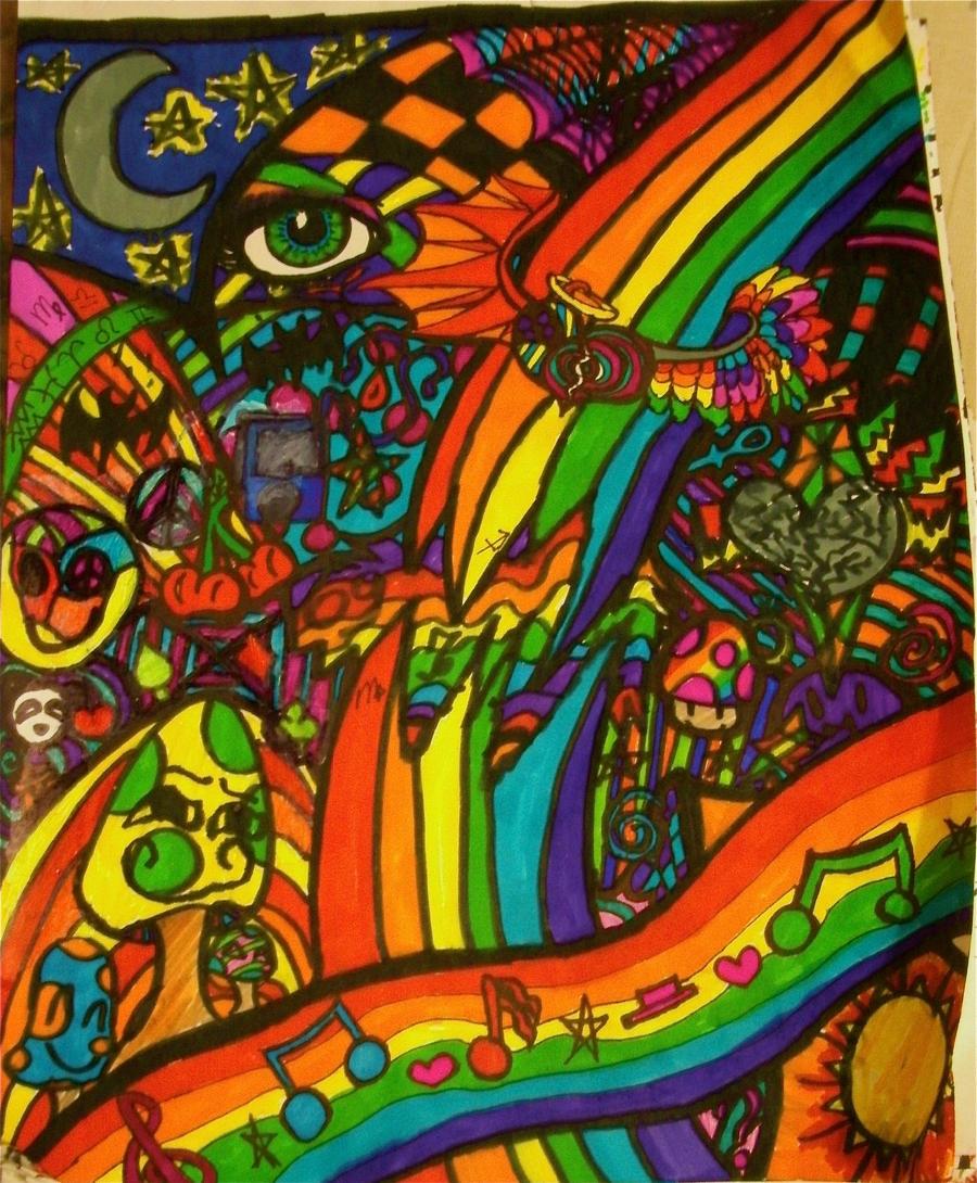random drawings wallpaper - photo #44