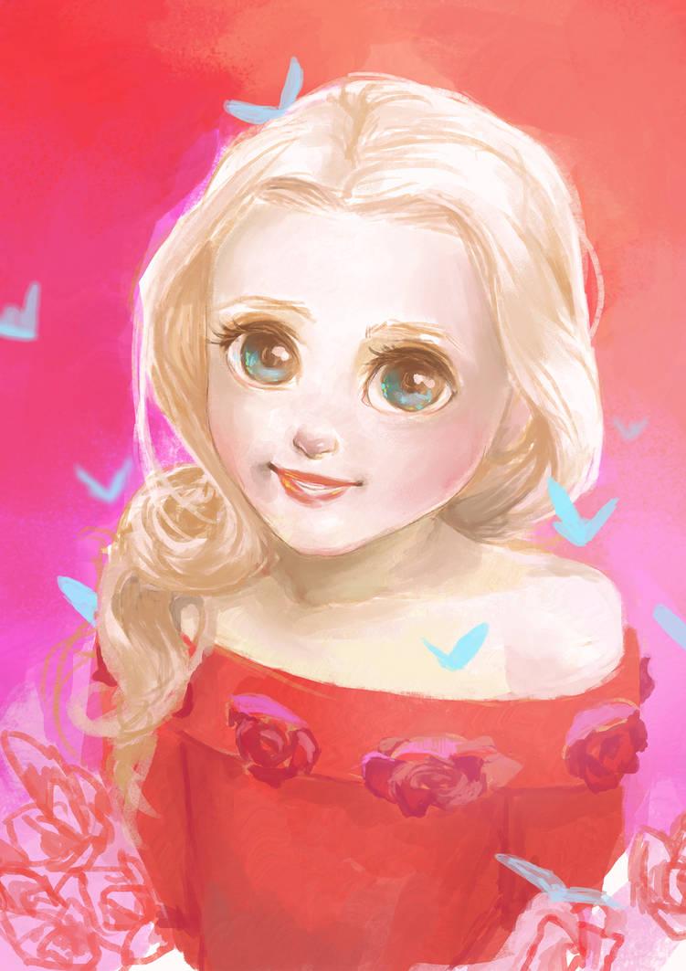 Giulia \ Commission by katagro