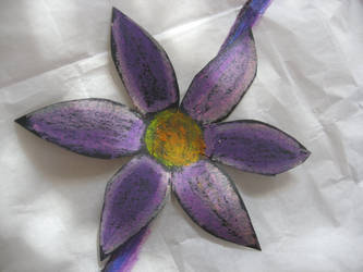 A Flower?!