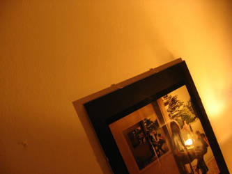 The Bright Hearth On The Wall